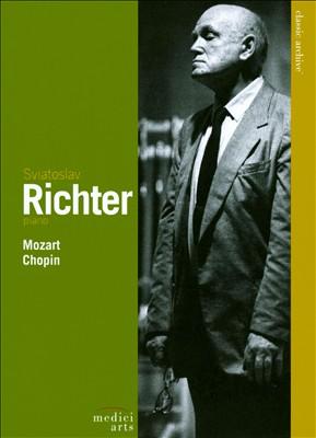 Sviatoslav Richter plays Mozart & Chopin [DVD Video]
