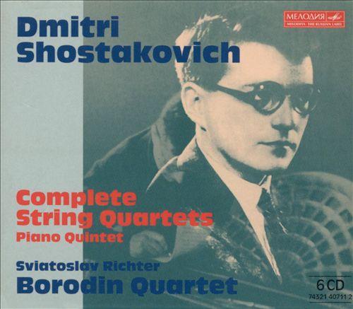 Dmitri Shostakovich: Complete String Quartets