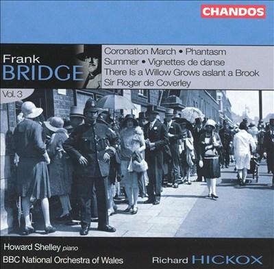 Frank Bridge: Orchestral Works, Vol. 3