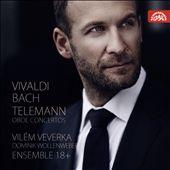 Vivaldi, Bach, Telemann: Oboe Concertos