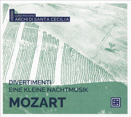 Mozart: Divertimenti; Eine kleine Nachtmusik
