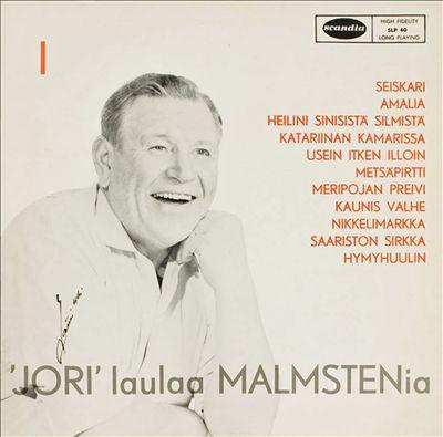 Jori laulaa Malmsténia 1