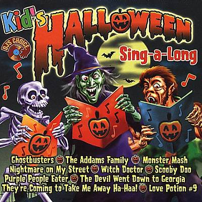 Kids Halloween Sing-A-Long