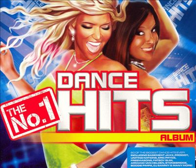 No. 1 Dance Hits Album [Box Set]