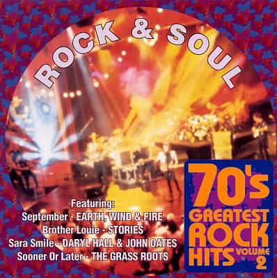 70's Greatest Rock Hits, Vol. 2