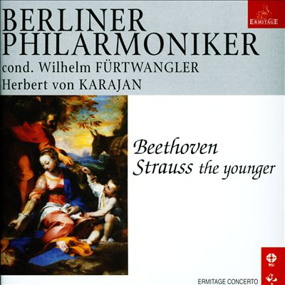 Beethoven, Strauss the Younger