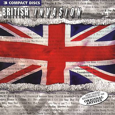 British Invasion [Madacy]