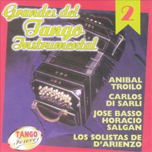 Grandes del Tango Instrumental [Orfeon]