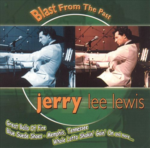 Blast from the Past: Jerry Lee Lewis