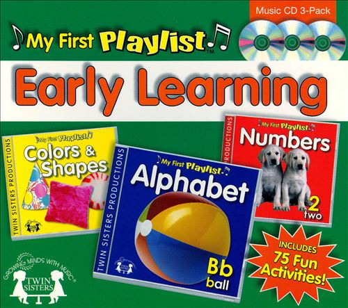 My First Playlist: Early Learning