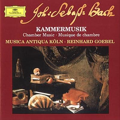 Bach JS: Chamber Music