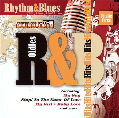 Oldies Rhythm & Blues Favorites, Vol. 3