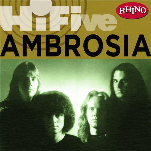 Rhino Hi-Five: Ambrosia