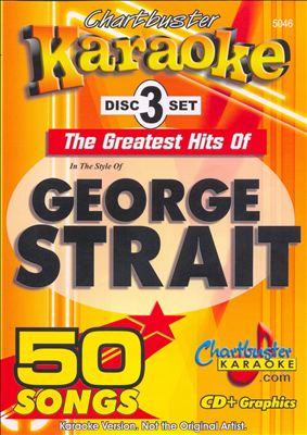 Chartbuster Karaoke: George Strait