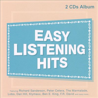 Easy Listening Hits [2 Disc]
