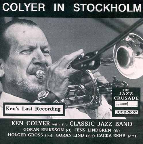 Colyer in Stockholm