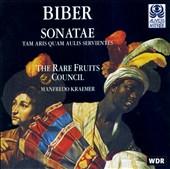 Biber: Sonatae-Tam Aris Quam Aulis Servientes