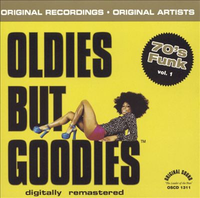 Oldies But Goodies: 13 of the Best 70's Funk