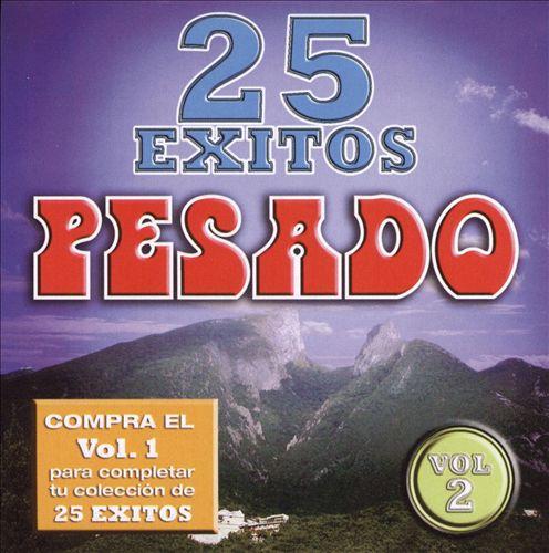 25 Exitos Pesados, Vol. 2
