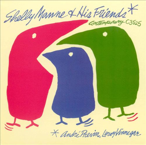 Shelly Manne & His Friends, Vol. 1