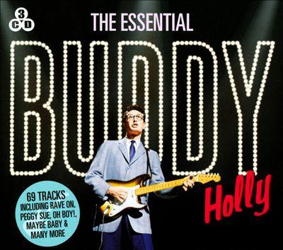 The Essential Buddy Holly