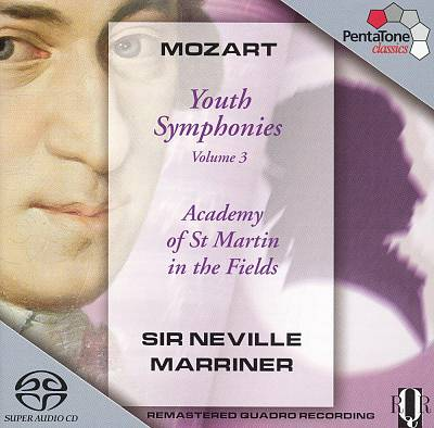 Mozart: Youth Symphonies, Vol. 3