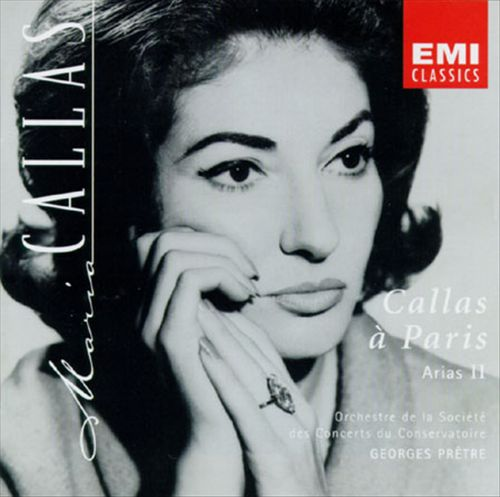 Callas à Paris: Arias, Vol. 2