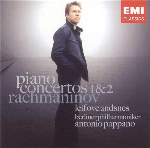 Rachmaninov: Piano Concertos 1 & 2