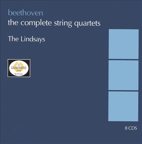 Beethoven: The Complete String Quartets [Box Set]