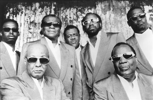 The Original Five Blind Boys of Alabama