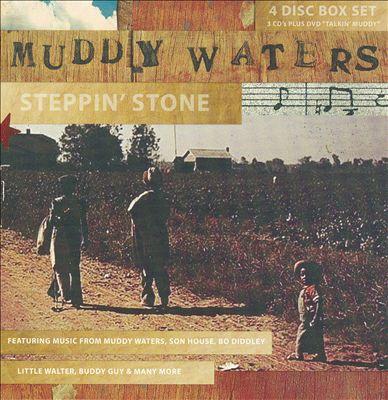 Stepping Stones [Bonus DVD]