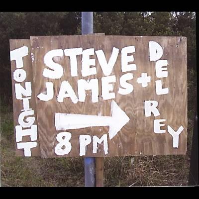 Steve James + Del Rey