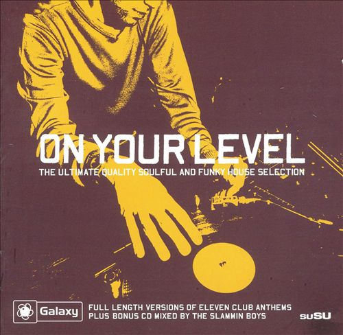 On Your Level: The Ultimate Quality Soulful And Funky House Selection