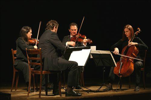 Rosamunde Quartett