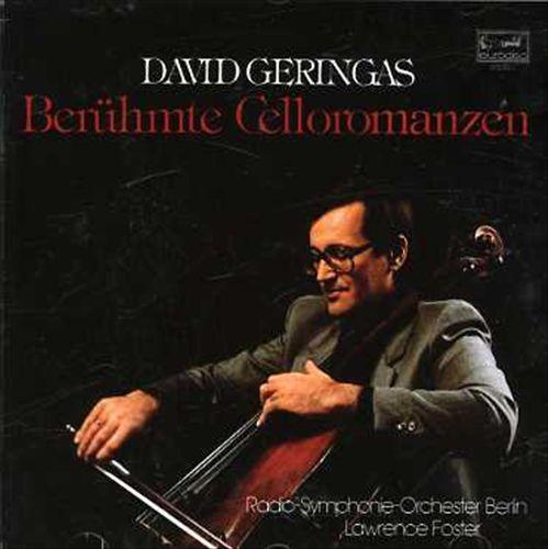 Berühmte Celloromanzen