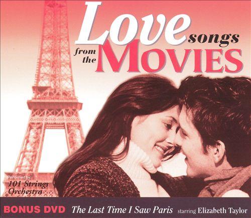 Love Songs from the Movies [Bonus DVD]