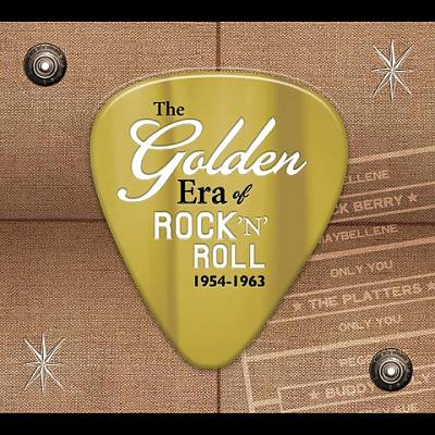 Golden Era of Rock 'n' Roll: 1954-1963
