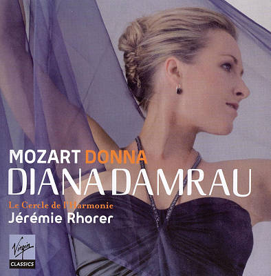 Donna: Opera and Concert Arias by Mozart