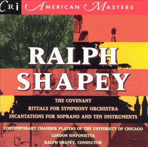 Shapey: Covenant; Incantations