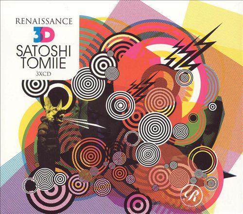 Renaissance Presents 3D: Mixed by Satoshi Tomiie