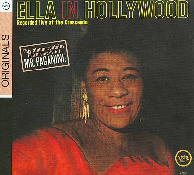 Ella in Hollywood: Live at the Crescendo