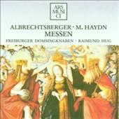 Albrechtsberger, Michael Haydn: Masses