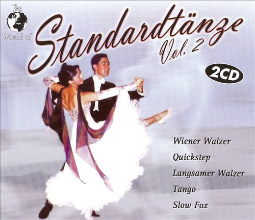 The World of Standardtanze, Vol. 2