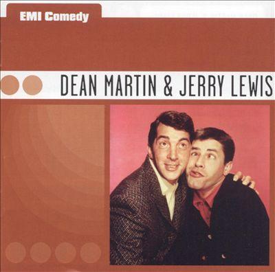 EMI Comedy: Dean Martin & Jerry Lewis