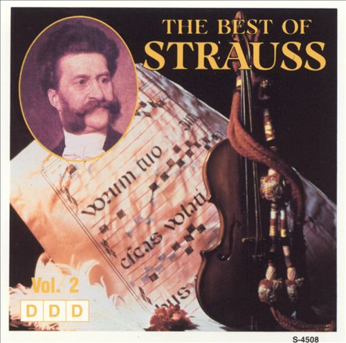 The Best of Strauss, Vol. 2