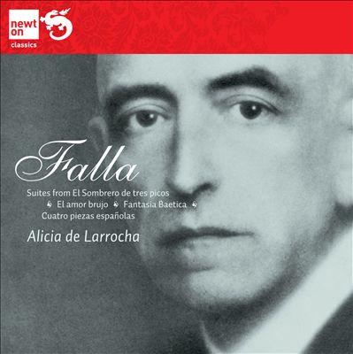 Falla: Suites; Cuatro piezas españolas