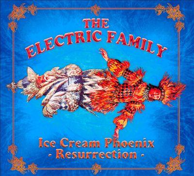 Ice Cream Phoenix: Resurrection