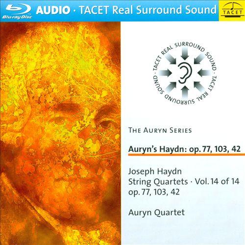 Joseph Haydn: String Quartets, Vol. 14 of 14 - Opp. 77, 103, 42