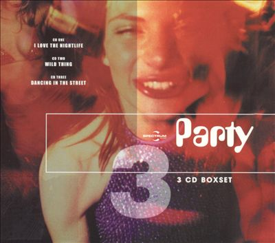 Party: 3-CD Box Set