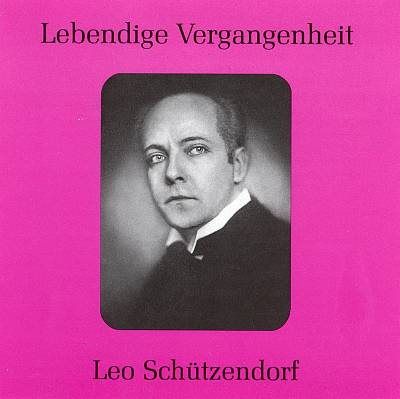 Lebendige Vergangenheit: Leo Schützendorf